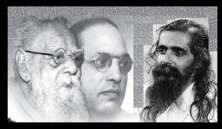 பெரியார், அம்பேத்கர், கோவால்கர்