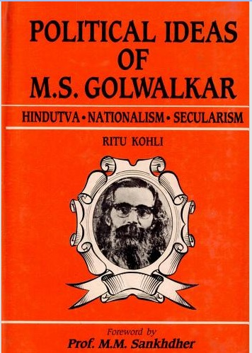 Political ideas of M S Golwalkar- book