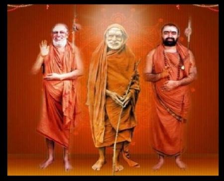 Three Kamchi Acharyas